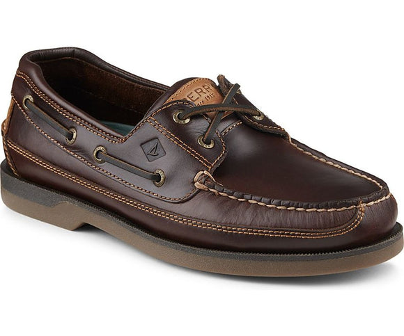 MENS SPERRY MAKO CANOE MOC BOAT SHOE