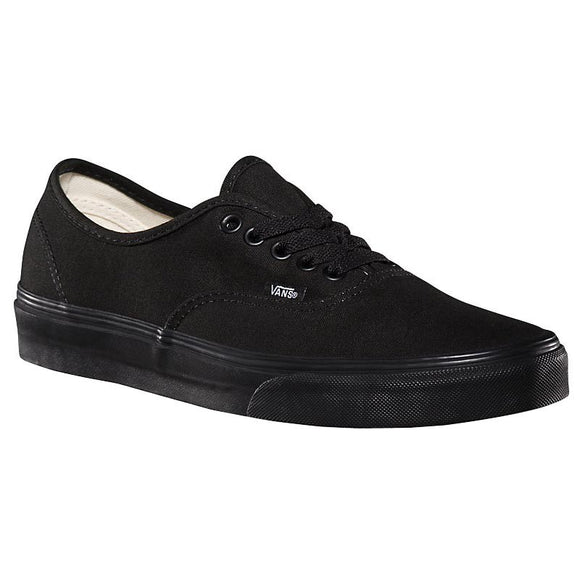 VANS AUTHENTIC -  BLK/BLK