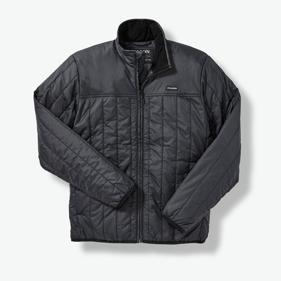 FILSON ULTRALIGHT JACKET - BLACK