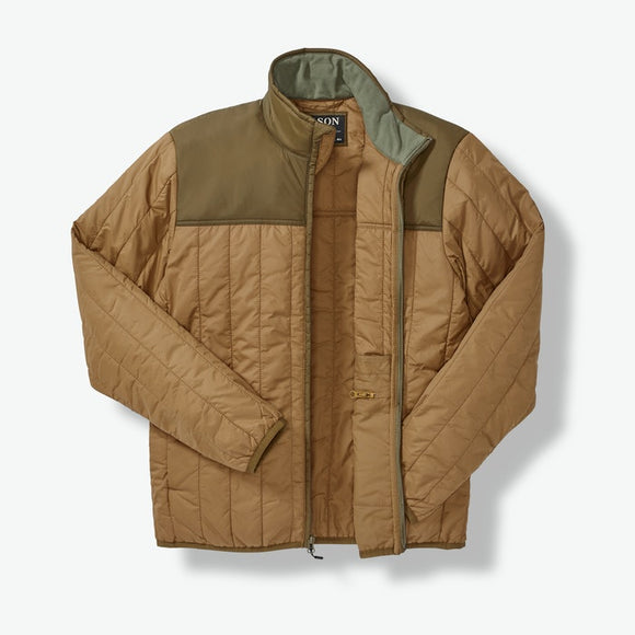 FILSON ULTRALIGHT JACKET - DARK TAN