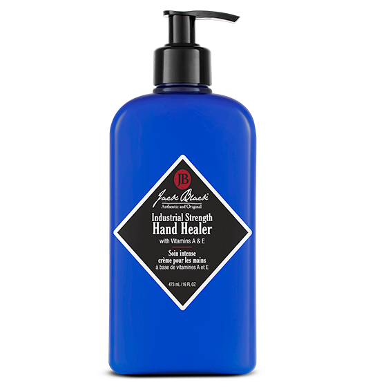 JACK BLACK INDUSTRIAL STRENGTH HAND HEALER, 16 OZ