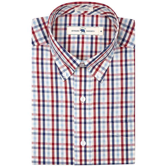 ONWARD CHEROKEE TAILORED FIT BUTTON DOWN - MULTI