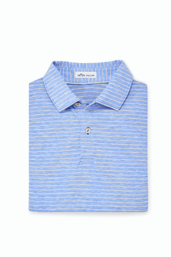 PETER MILLAR DRI-RELEASE NATURAL TOUCH PERFORMANCE POLO