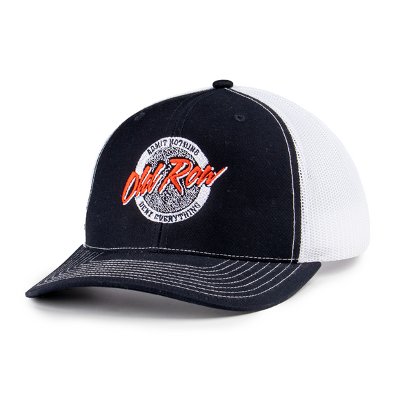 OLD ROW CIRCLE LOGO HAT