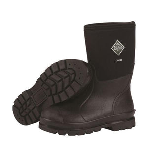 MUCK MEN'S CHORE MID-BLACK