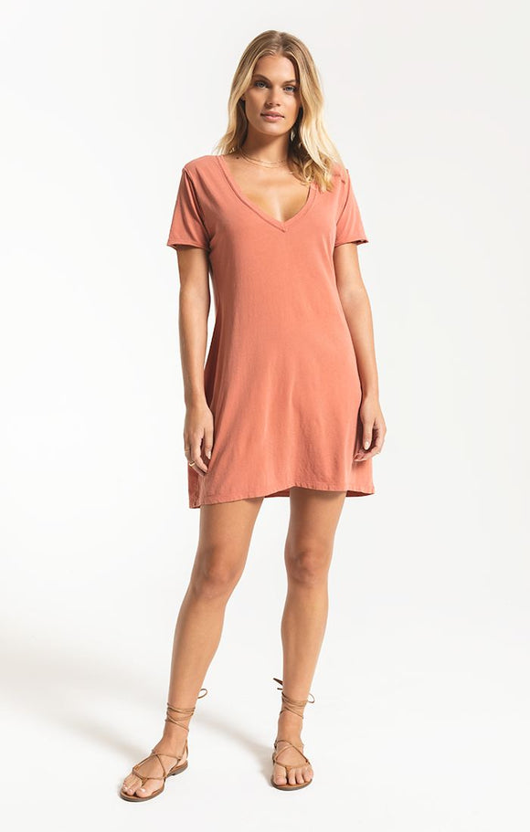 Z Supply Organic T-Shirt Dress