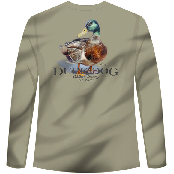 DUCK DOG DRAKE LS