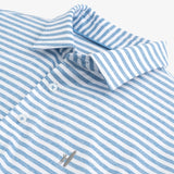 JOHNNIE-O Smith Striped PREP-FORMANCE Jersey Polo