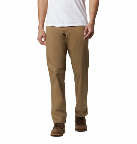 MENS COLUMBIA RAPID  RIVERS PANT- FLAX