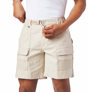 "MENS COLUMBIA 6"" HALF MOON SHORT"
