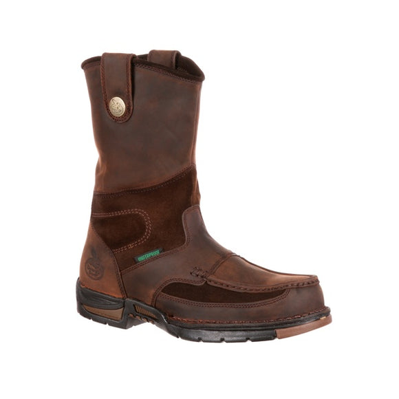 GEORGIA BOOT ATHENS WATERPROOF WELLINGTON BOOT