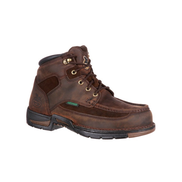 GEORGIA ATHENS WATERPROOF 6 INCH WORK BOOT