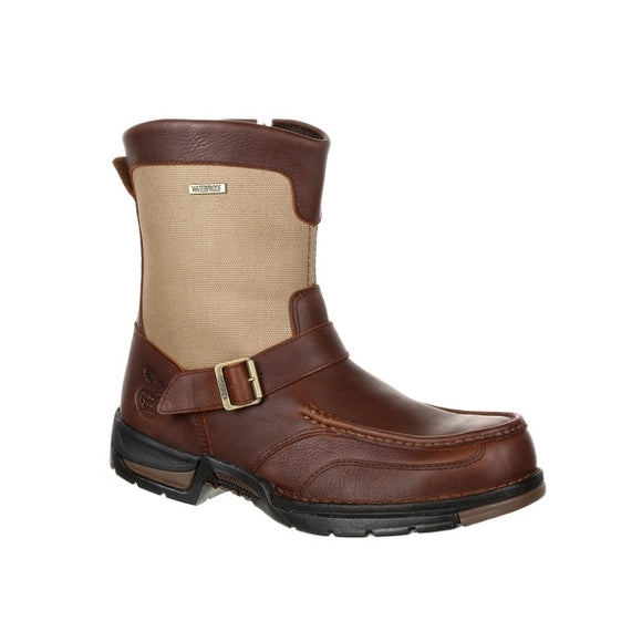 GEORGIA BOOT ATHENS WATERPROOF SIDE-ZIP BOOT