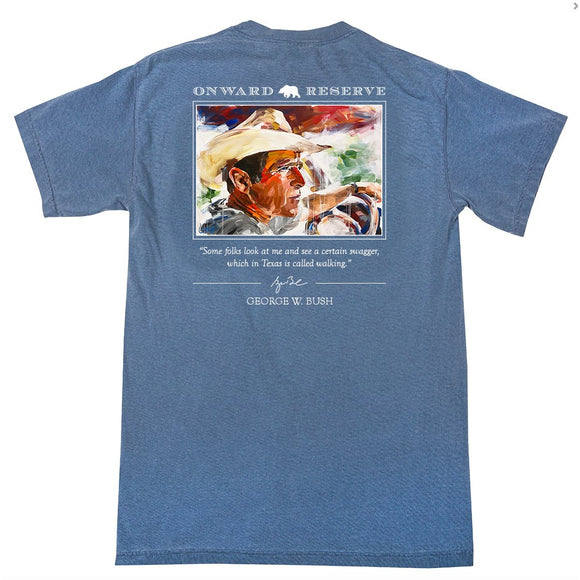 ONWARD RESERVE GEORGE W. BUSH SHORT SLEEVE T-SHIRT