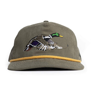 DUCK CAMP MALLARD HAT