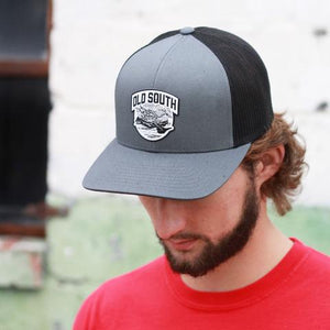 OLD SOUTH DUCKED TRUCKER HAT