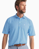 JOHNNIE-O Herman Printed PREP-FORMANCE Pique Polo