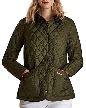 LADIES BARBOUR ANNANDALE QUILTED JACKET