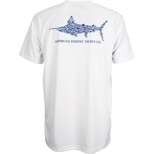 AFTCO MENS JIGFISH SS PERFORMANCE SHIRT
