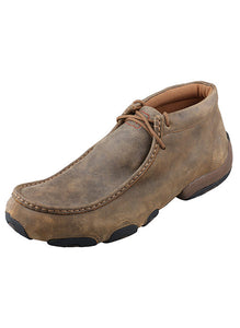TWISTED X MENS ORIGINAL CHUKKA DRIVING MOC