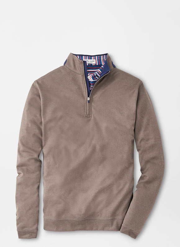 PETER MILLAR MACKAY PERFORMANCE QUARTER ZIP