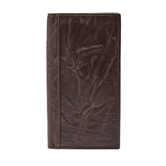 MENS FOSSIL NEEL EXECUTIVE TALL WALLET