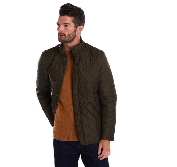 BARBOUR FLYWEIGBHT CHELBSEA QUILTED JACKET