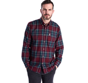 BARBOUR DALBY THERMO WEAVE