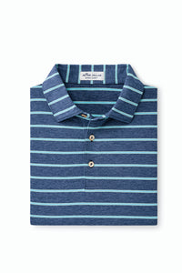 PETER MILLAR HANOVER STRIPED PERFORMANCE POLO
