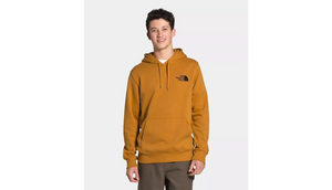 NORTHFACE MEN'S PATCH PULLOVER HOODIE