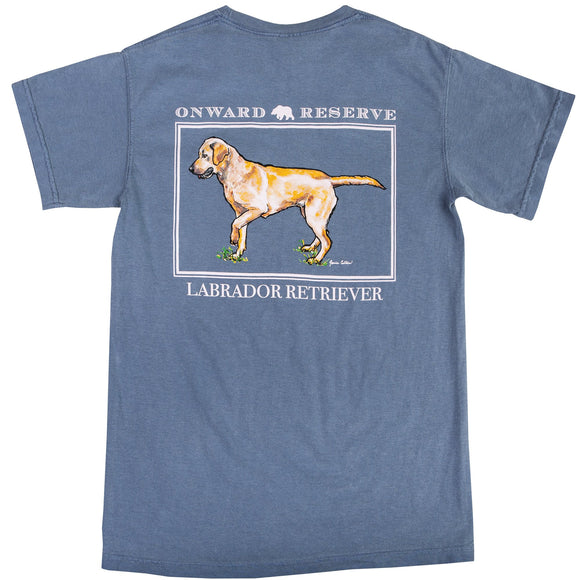 ONWARD RESERVE YELLOW LAB T-SHIRT