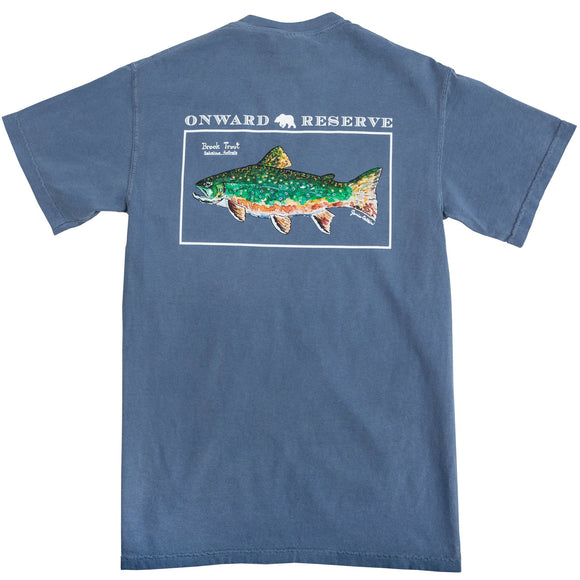 ONWARD RESERVE BROOK TROUT T-SHIRT