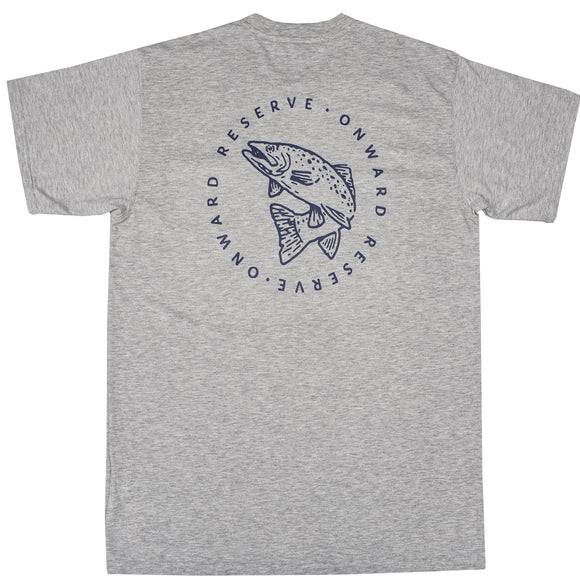 ONWARD RESERVE TROUT SHORT SLEEVE T-SHIRT