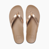 REEF LADIES CUSHION COURT- ROSE GOLD