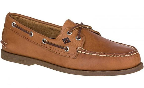 MENS SPERRY 2-EYE A/O BOAT SHOE