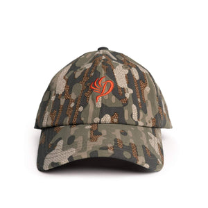 DUCK CAMP VANTAGE CAP - WOODLAND