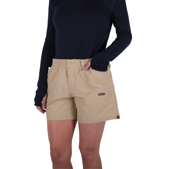 AFTCO LADIES ORIGINAL LONG FISHING SHORT