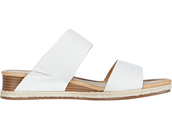 LUCKY BRAND WYNTOR- WHITE/NATURAL