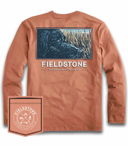 FIELDSTONE LAB FACE LONG SLEEVE