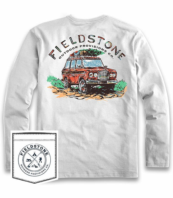 FIELDSTONE WAGONEER LONG SLEEVE