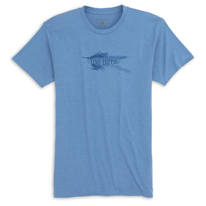 FISH HIPPIE S/S REACTION T-SHIRT