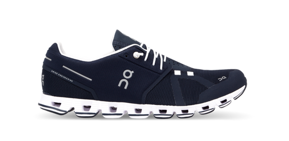 MENS ON CLOUD NAVY & WHITE