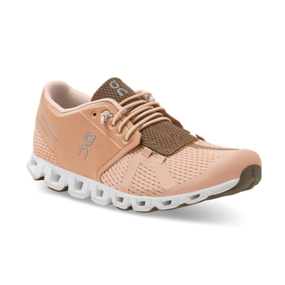 LADIES ON CLOUD SHOES ROSEBUD CAMO