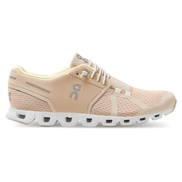 LADIES ON CLOUD SHOES SAND PEARL