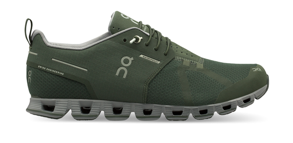 MENS CLOUD WATERPOOF SHOES FOREST
