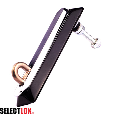 Millennium Series High Duty Padlockable Swing Handle - Selectlok