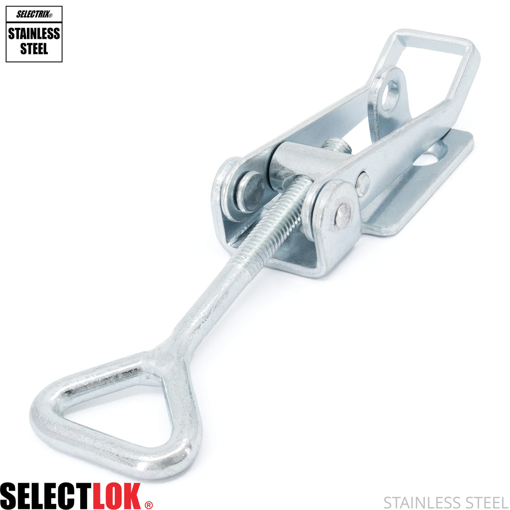 Padlockable Medium Over Centre Fastener (Latch) - Selectlok