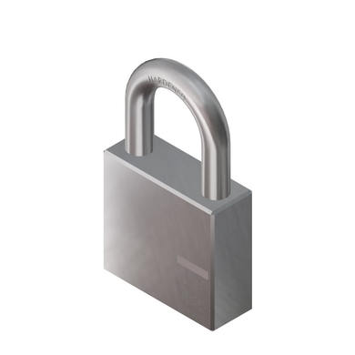 iLOQ Padlock With 15mm Shackle
