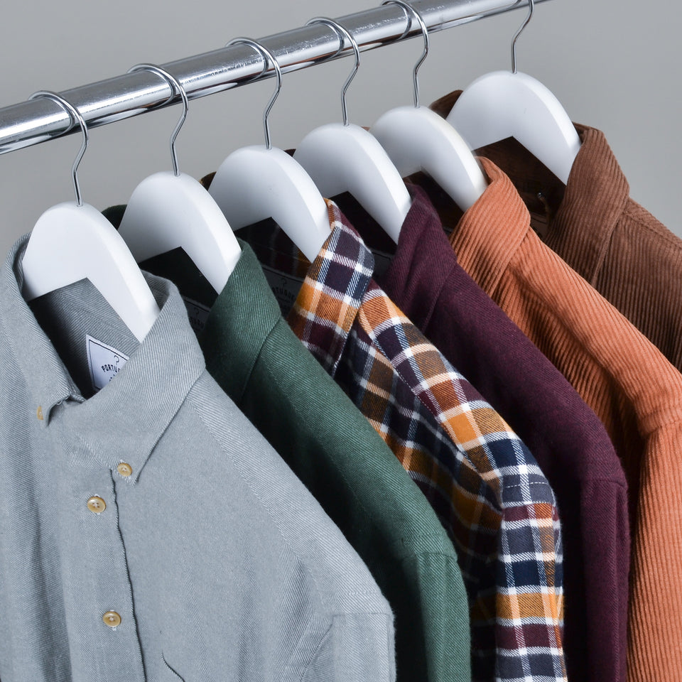 ESSENTIAL SHIRTING BY PORTUGUESE FLANNEL