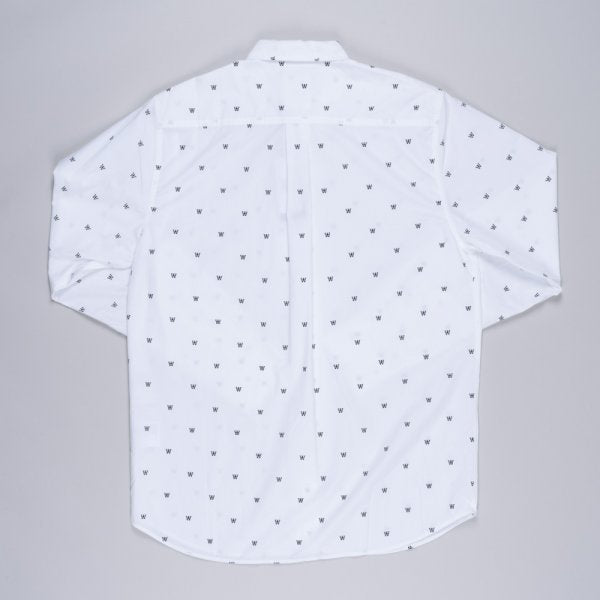 Damien Shirt AA White